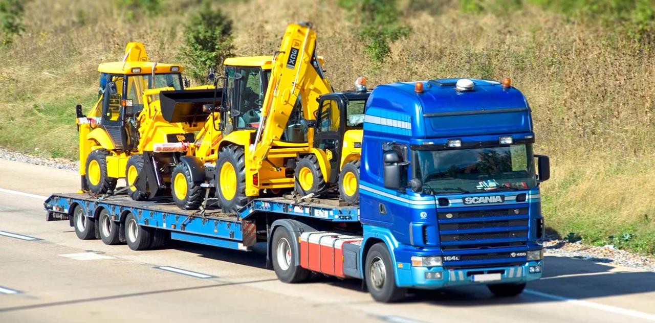 transport wózków widłowych płock