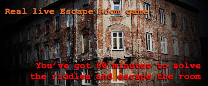 Room escape Warszawa – czyli nowoczesna rozrywka!